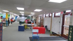 computer interactive area